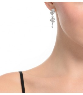 Boucles d'oreilles Swarovski Diapason Medium - 5180709