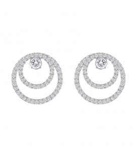 Boucles d'Oreilles Creativity Circle - 5197481