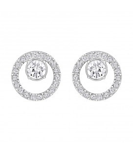 Boucles d'Oreilles Creativity Small Circle - 5201707