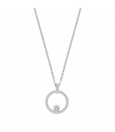 Collier Swarovski Pendentif Creativity Circle - 5198686