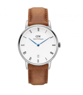 Montre Daniel Wellington Dapper Durham Silver - 34 mm - DW00100114