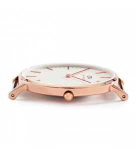 Montre Daniel Wellington Classic Durham - 36 mm - Rose Gold DW00100111