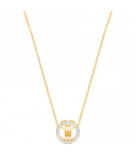 Collier Swarovski Hollow Petit - Doré - 5349336