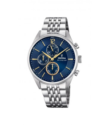 Montre Festina Timeless Chrono F20285/3