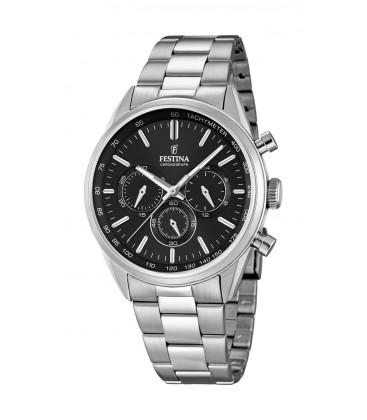 Montre Festina Timeless Chrono F16820/4