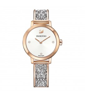 Montre Swarovski Cosmic Rock Gris Or Rose - 5376092