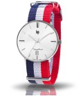 Montre Lip - Dauphine Tricolore - 671439