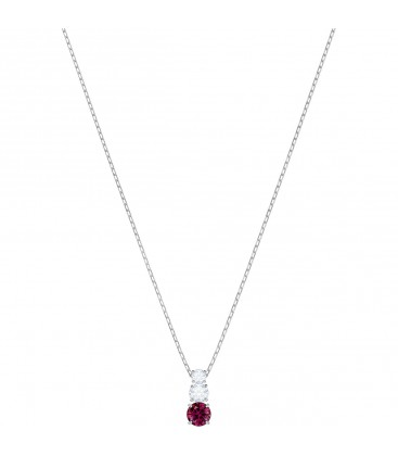 Collier Swarovski Attract Trilogy - Cristal Rouge - 5447060