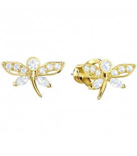 Boucles d'oreilles Swarovski Magnetic Stud Dragonfly - 5429352