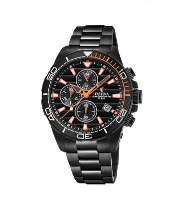 Montre Noir Festina Originals - F20365/1