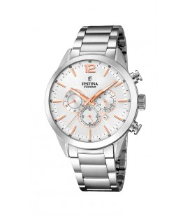 Montre Festina Timeless Chronographe - F20343/6