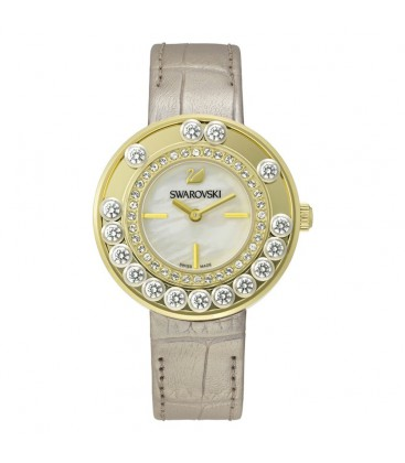 Montre Swarovski Lovely Crystals Light Gold Tone - 5027203