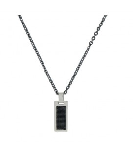 Collier Acier Phébus for Him