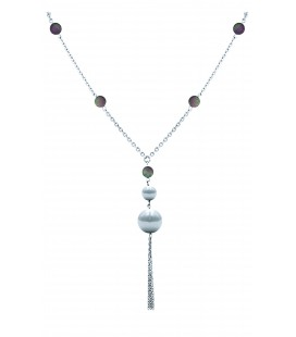 Collier Acier Phébus CO100/0280